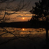 william corrigan<br /> traverse city, michigan<br /> <br /> arbutus lake 2 sunset