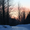 sunrise on homestead road<br /> mike giddis <br /> lake ann