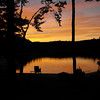 <b>Submitted By:</b> Kristen Frazier <b>From:</b> Clio, MI <b>Description:</b> Spectacular Sunset on Fife Lake August 2010 Fife Lake, MI