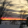 <b>Submitted By:</b> Susan Gail Anderson <b>From:</b> Traverse City <b>Description:</b> February 3, 2011 ~ Evening skies