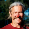 <b>Submitted By:</b> MOLLY CARROLL SHUGART <b>From:</b> TRAVERSE CITY <b>Description:</b> CLOWNY HUSBAND BRAD (THAT'S A PLUM ON HIS NOSE).