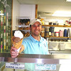 "<b>Submitted By:</b> James Paulin <b>From:</b> Traverse City <b>Description:</b> ""Ice Cream Smile"" Jon at Moomers"
