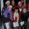 <b>Submitted By:</b> Dagmar Cunningham <b>From:</b> Traverse City, Michigan <b>Description:</b> Surprise carollers on 11th Street last night. (This is modification of previous entry)