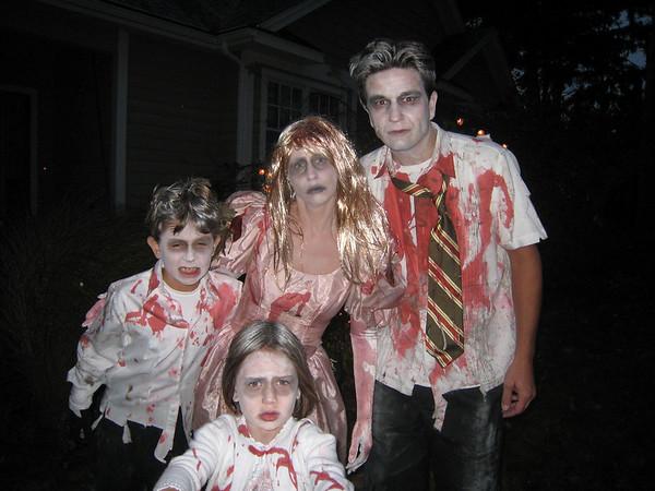 <b>Submitted By:</b> Pamela Holmes <b>From:</b> Traverse City <b>Description:</b> Zombie Run