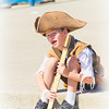 <b>Submitted By:</b> Peggy Sue Zinn <b>From:</b> Traverse City <b>Description:</b> Lonely little Pirate sitting on a step