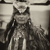 This was taken at Heritage Day Powwow of Head Veteran Jack Swanson.  Jack is <br /> a Grand Traverse Band member.  Taken by Peggy Zinn of Traverse City