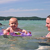 <b>Submitted By:</b> Mark Width <b>From:</b> Rapid City <b>Description:</b> Another generation falls in love with Torch Lake.