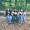 This is a picture of (l-r) Tichele Glander, Scott Hart, and <br /> Nichole Kent on the grounds of the old state hospital taken <br /> in October.<br /> <br /> Scott Hart<br /> South Boardman