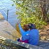 <b>Submitted By:</b> Peggy Sue Zinn <b>From:</b> Traverse City <b>Description:</b> Lazy day by the river