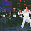 <b>Submitted By:</b> Bill Kneisel <b>From:</b> Traverse City <b>Description:</b> BlueShadow with Elvis(Greg Jaqua). Winding up our first set with Hunka Burnin' Love. Live at Turtle Creek.