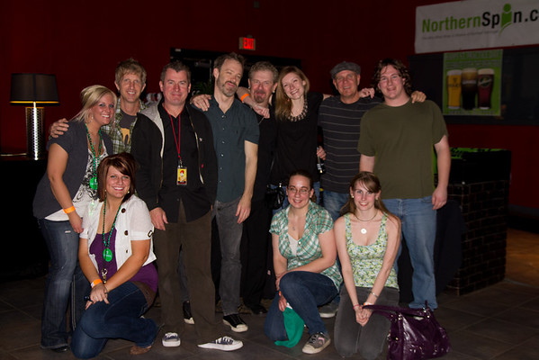 <b>Submitted By:</b> Peggy Sue Zinn <b>From:</b> Traverse City <b>Description:</b> Fans Taken at Young Dubliners concert March 4th at STreeters.