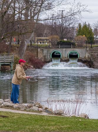 Fishin<br /> <br /> Photographer's Name: Peggy Sue  ZINN<br /> Photographer's City and State: Traverse City, MI