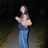 <b>Submitted By:</b> Sharon Kite <b>From:</b> Kalkaska <b>Description:</b> Night photo on the stat hospital grounds with my daughter