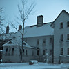 <b>Submitted By:</b> Peggy Sue Zinn <b>From:</b> Traverse City <b>Description:</b> Night Shot of Building 50