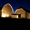 <b>Submitted By:</b> Michael Groleau <b>From:</b> Traverse City <b>Description:</b> On June 22, following the kickoff to the public phase of the fundraising effort for the Historic Barns Park, the barns were lit up for the evening.