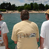 Sue Stein<br /> Traverse City<br /> Ed..Brad..Rick during the Blue Angels Show 2008