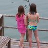 How about TWO Girls Fishing!  <br /> <br /> Photo by Pat Christie, Onekama, MI