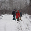 My family out at the cabin, South Boardman. Dagmar Cunningham, Traverse <br /> City, Mi