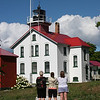 Submitted by BOBI MURRAY, Chanhassen, MN<br /> Photo was taken on Aug 8, 2008 at the Grand Traverse Lighthouse