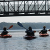 <b>Submitted By:</b> Sandra McAndrews <b>From:</b> Traverse City <b>Description:</b> Kayaking down the Boardman River, September 9th, 2009