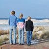 Taken of Lake Michigan at Lake Street in Glen Arbor, MI.<br /> <br /> It was taken by Tim Lodge of Sheila, Amanda and Christopher Lodge looking at <br /> Lake Michigan.
