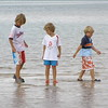 I took the photo last September at Topeko beach out past Acme.  There  <br /> are our 3 sons, Echo (ages 10),  Fielding (age 8) and Apollo (age 6).<br /> <br /> Thank you for your consideration.  Nancy Schaefer