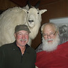 <b>Submitted By:</b> GARY B. HANSEN <b>From:</b> TRAVERSE CITY <b>Description:</b> SANTA AND ME IN A BAR IN ALASKA