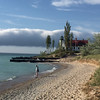 Arcus cloud over Point Betsie Frankfort. Photo by Stacey Fekete.
