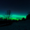 Northern Lights in Benzie County.<br /> <br /> Photographer's Name: Bob Simmerman<br /> Photographer's City and State: Interlochen, MI