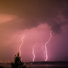 Pink Lightning<br /> <br /> Photographer's Name: peggy Sue  Zinn<br /> Photographer's City and State: Traverse City, MI