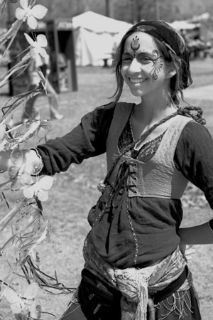 """Medieval Fair: Hoop"", Reave's Park Norman, OK, 4/5/2013 [Leica M6, 50mm SUMMICRON f/2+R2, Rollei Retro 80S, N33] (c) studio1409<br /> <br /> Photographer's Name: Michael Ashby<br /> Photographer's City and State: Norman, OK"