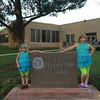 Maecce' and Abi's first day of 3rd grade and Kindergarten at Taft!!! <br /> <br /> Photographer's Name: Ashley Emmerson <br /> Photographer's City and State: Enid, OK