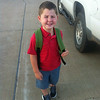 Hayden's First day of Pre-K at Hoover!<br /> <br /> Photographer's Name: Ashley Epps<br /> Photographer's City and State: Enid, OK