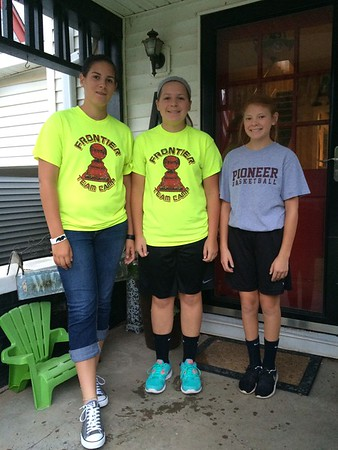 Proud Pioneer Mustangs!<br /> <br /> Photographer's Name: Katie Albright<br /> Photographer's City and State: Enid, OK