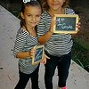 Peyton (first grade) and Sophie (kindergarten) Funk at Adams Elementary!<br /> <br /> Photographer's Name: Aisling Funk<br /> Photographer's City and State: Enid, OK