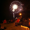Watching the community fireworks display at Meadowlake Park in Enid with about 5,000 friends. <br /> <br /> Photographer's Name: Jeff Funk<br /> Photographer's City and State: Enid, OK