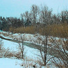 Frozen Creek at Randolph and Hoover<br /> <br /> Photographer's Name: Patricia Wallace<br /> Photographer's City and State: Enid, OK