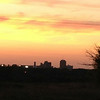 Oklahoma sunset over Enid OK in June 2014<br /> <br /> Photographer's Name: Violet Hassler<br /> Photographer's City and State: Enid, OK