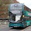 Reading Buses 768 London Street Reading 6 Feb 17