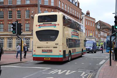Reading Buses 1208 Friar Street Reading 2 Feb 17