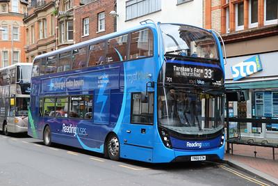 Reading Buses 701 Friar Street Reading Feb 17