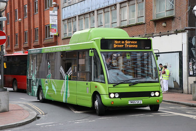Reading Buses 184 Station Road Reading Feb 17