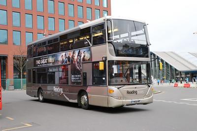 Reading Buses 1110 Blagrave Street Reading Feb 17