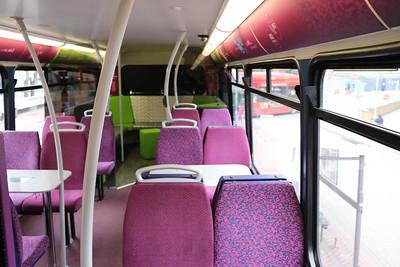 Reading Buses 802 Upper Interior 4 Feb 17