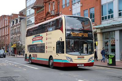 Reading Buses 1208 Friar Street Reading 1 Feb 17