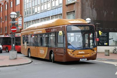 Reading Buses 419 Blagrave Street Reading Feb 17