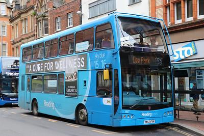 Reading Buses 847 Friar Street Reading 2 Feb 17