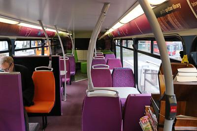 Reading Buses 802 Upper Interior 3 Feb 17
