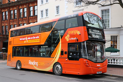 Reading Buses 903 Blagrave Street Reading 1 Feb 17