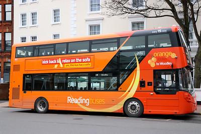 Reading Buses 903 Blagrave Street Reading 2 Feb 17